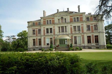 Dans un Château de la Loire - Bed & Breakfast