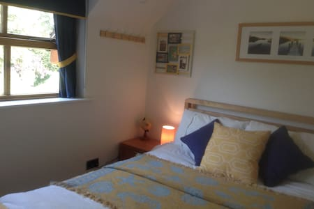 Double room B&B by Goodwood Hotel & 2m Chichester - Casa