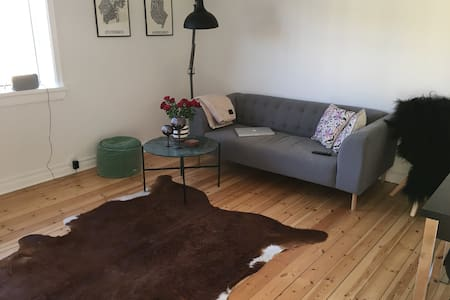 Great apartment close to the city - Copenhague