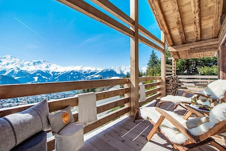 Chalet Alpin Roc: 117967 - Bagnes