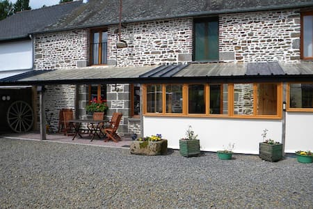 Le Pre b and b avec mezzanine - Saint-James - Bed & Breakfast