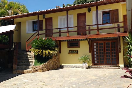 GuestHouse Miguel Pereira RJ - Miguel Pereira - Bed & Breakfast