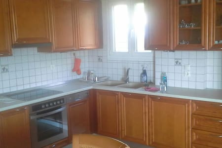 beautiful house 15 min from airport - House