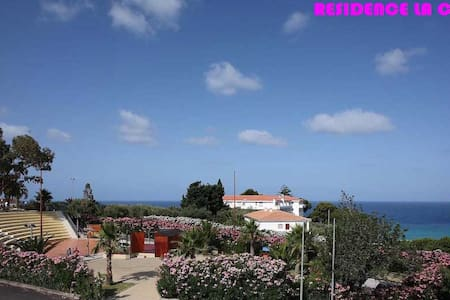 Residence, mare, divertimento - Serluca-calabaia Isola Palazza - Apartment
