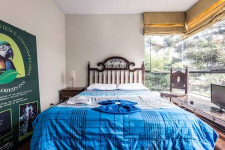 Habitación Miraflores VistaHilton 1 - Lima - Apartment