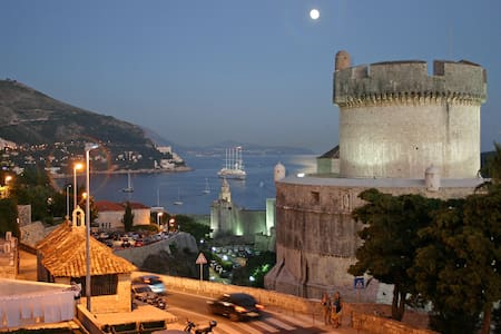 Amazing View from Apartment Olga - Dubrovnik - Byt