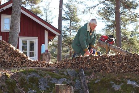Feltstykket i Tvedestrand - Hytte
