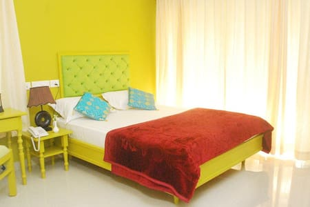 Hill Gardens Ayurvedic Resort- Deluxe Non AC - Kovalam - Guesthouse