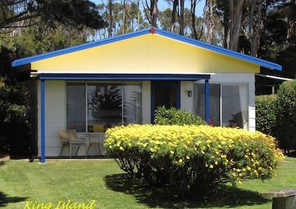 King Island's Blue Wren Cottage - Naracoopa