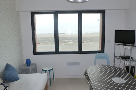 Appartement 30 M2 face mer RDC - Apartamento