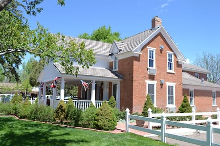 Heritage Inn - Historic B&B - Snowflake - Bed & Breakfast