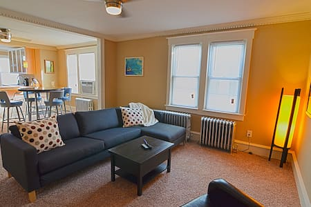 Fabulous Downtown Asbury Apartment - Ocean City - Apartment