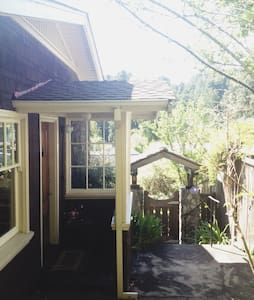 DOWNTOWN Serene Mill Valley CHARMER