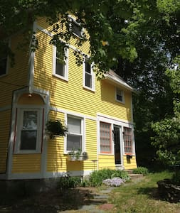 Charming Victorian 3 BD Cottage - Σπίτι