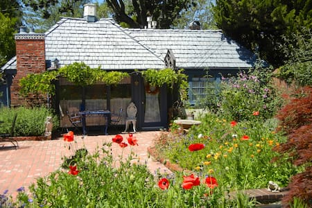 Wine Country Historic Town Cottage - Santa Rosa - Haus