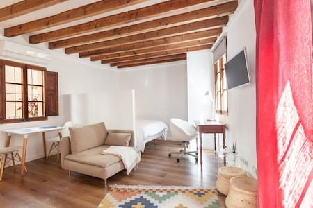 The Cozy - Original Majorcan Loft - Palma de Mallorca - Appartamento