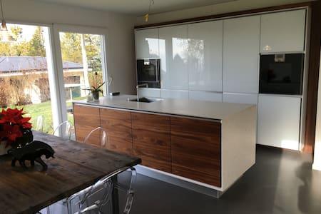 Contemporary  villa - Maison