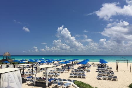 Akab 1105 Blue , playacar ,Luxury 1 bdr apt !! - Playa del Carmen - Appartement