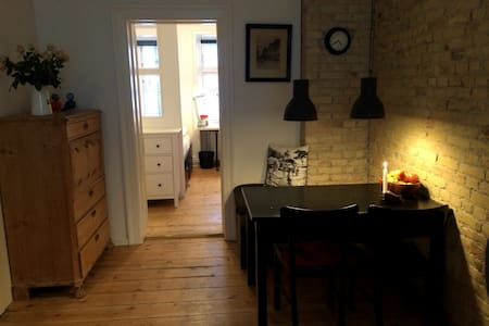 Cosy and central flat on Vesterbro