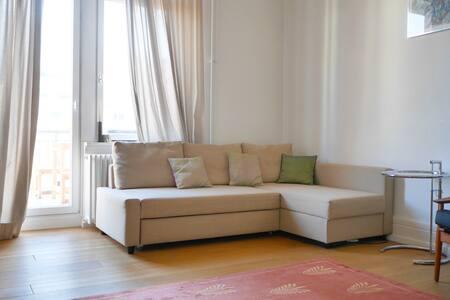Charming room in Frankfurt - Francfort-sur-le-Main