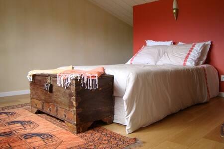 Chambre chez l'habitant - Rochecorbon