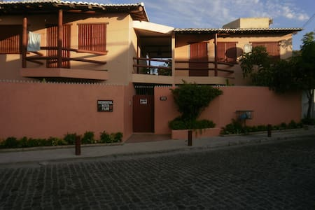 Apartamento no Centro. Residencial Beija-flor. - Apartment