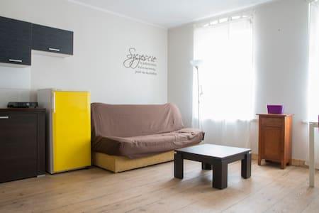 Małe klimatyczne studio na Starym Mieście - Toruń - Wohnung