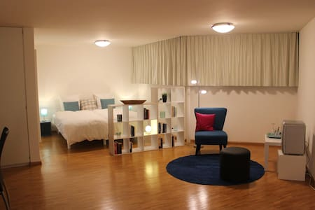 A Casa Fina- A modern room close to Basle - Bed & Breakfast
