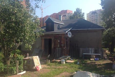 Деревенский дом без удобств - House