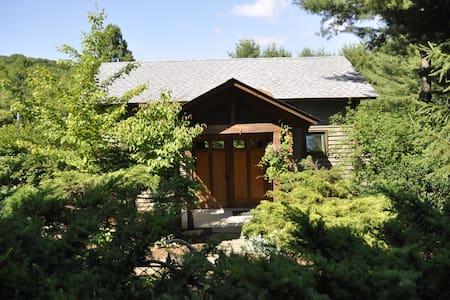The Garden House @ Sarvisberry - Floyd - Chalet