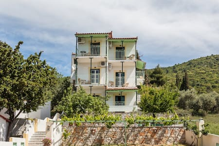 sea view - studio Pelagos - Skopelos - Appartement