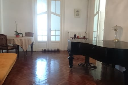 Piano Lounge Old Town Apt, Ion Otetelesanu street - Appartement