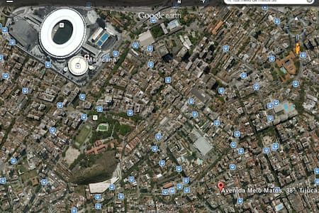 Tijuca - ao lado do Maracanã. - Rio de Janeiro - Apartment
