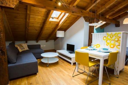 Charming loft - Apartment