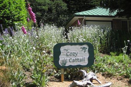 CozyCattail Cottage Coastal Retreat - Reedsport - House