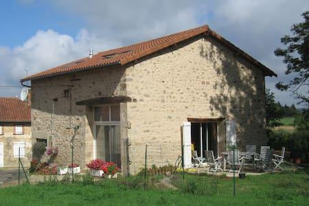 Gîte La Bécassière - House