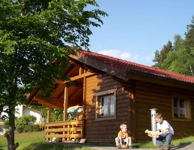 Log house in the Bavarian Forest - Cabin