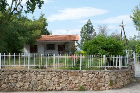 Traditional cottage retreat - Kalamos - House