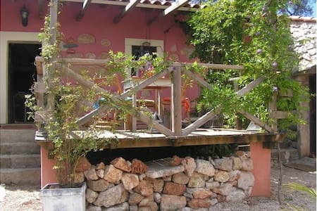 Ti Galinha Cottage in Natural Park - Hus