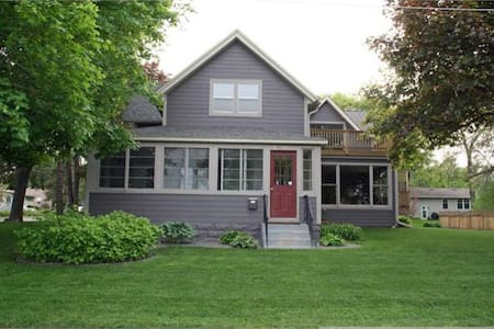 Charming Home Views St Croix River! - Casa