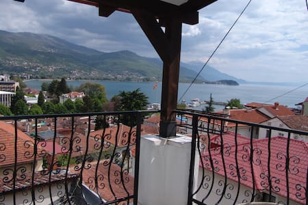 Villa Stefanija - great lake view - Ohrid - Villa