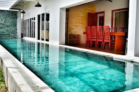 Gorgeous House with Private Pool | Full Amenities - Krong Siem Reap - Hus