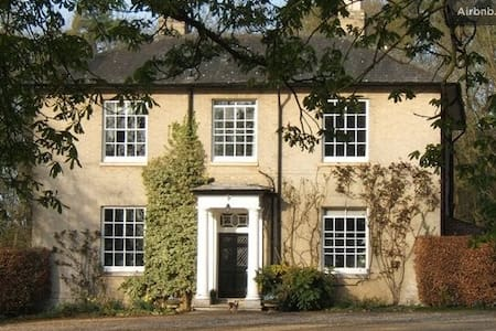 The Old Vicarage, Luxury B&B - Suffolk
