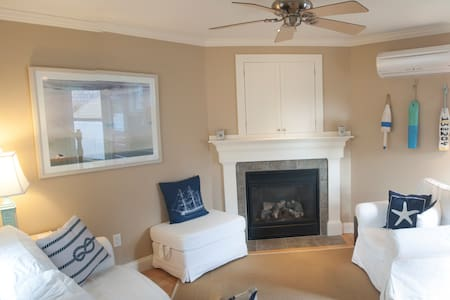 2-Bdrm, Parking, Fire Place, Central, Outdoor Area - Provincetown