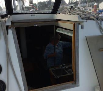 S/V Mahalo - - Newport - Boot