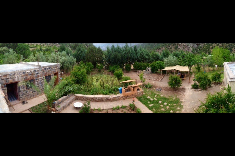 Petite maison dans la nature !