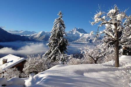 Villars Chalet-Stunning Views  ★★★★★ - Villars-sur-Ollon - Chalet