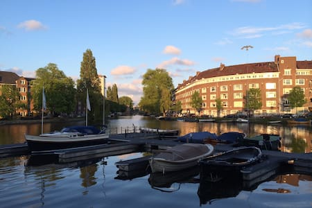 Studio Apartment Amsterdam South - Amsterdam - Appartement