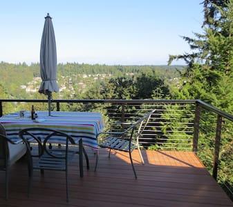 Picturesque Cascade Views
