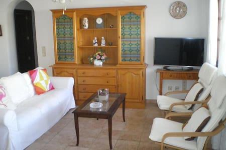Vacaciones tranquilas y familiares - S'Illot - Appartamento